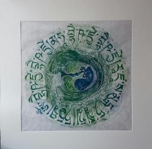 Parantava yhteys - The Healing Connection (with Medicine Buddha mantra)