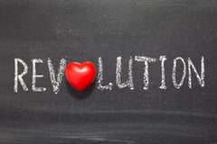 revolution-word-handwritten-chalkboard-heart-symbol-o-39006123