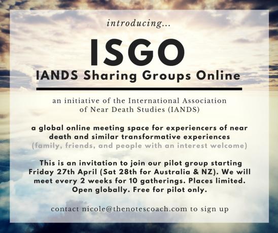 ISGO-launch