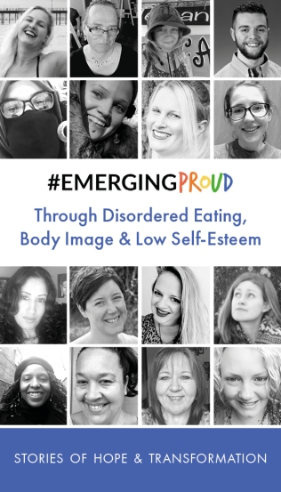 Through eating disorder front cover