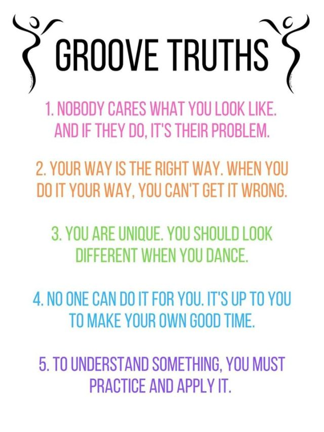 Groove truths
