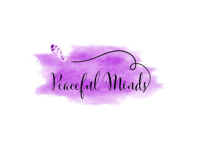 Peaceful minds logo